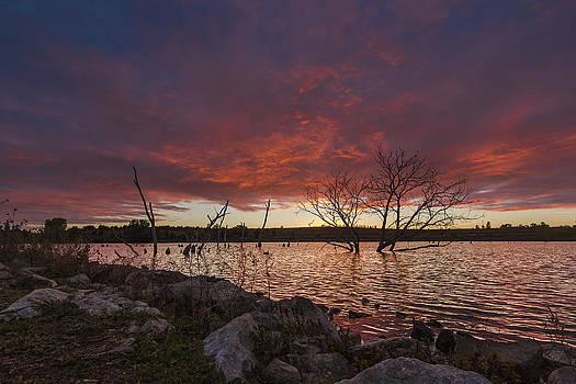 Burning Skies by Jesse Attanasio