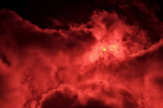Dennis James - Burning Sky