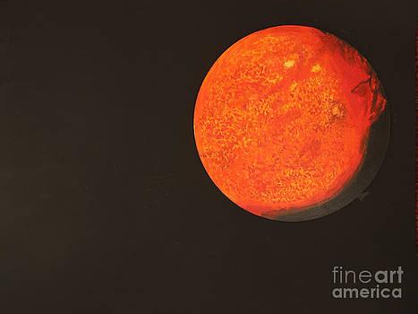 Burning Sun by Terry Burke