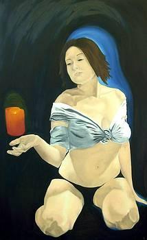 Burning Within by Corina Bishop