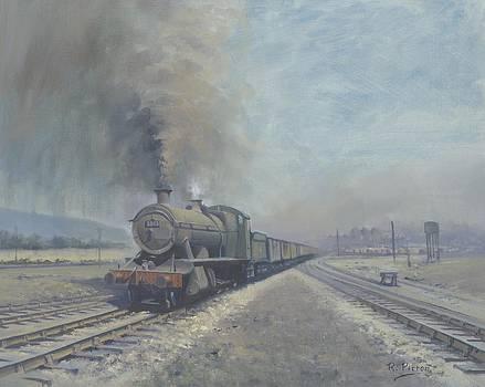 Burrows Sidings   Swansea. by Richard Picton