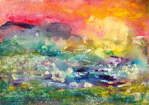 Bursting Seas by Tonya Schultz