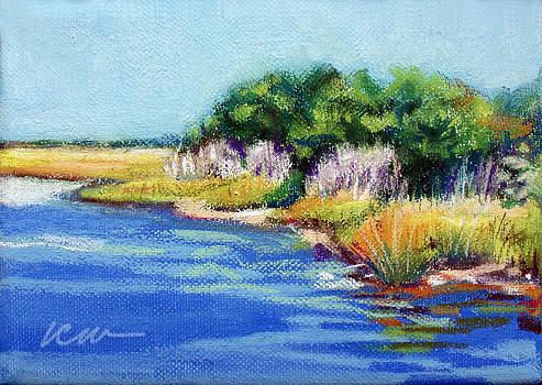 Burton Island by Linda Clearwater