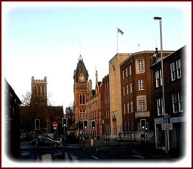 Burton Town Hall by Geoff Cooper