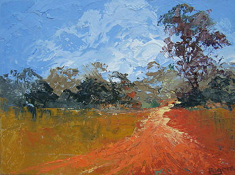 Bush Track by Richard Rogers