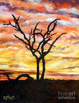 Caroline Street - Bushveld Silhouette