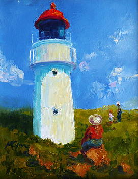 Marie Green - Bustard Head Lighthouse