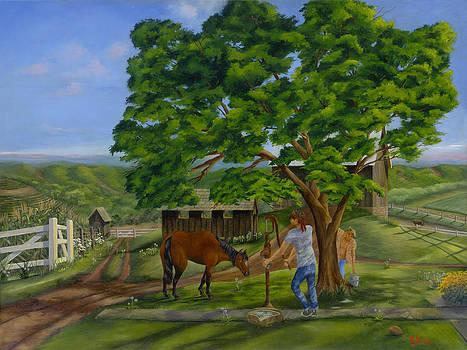 Buster's Retreat by William Allen