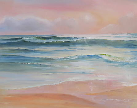 Butler Beach Morning by Jim Christley