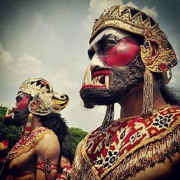Buto Cakil #budaya #tradisi #indonesia by Dani Daniar
