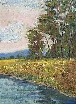 Butte Creek by Cynthia Scontriano Schildhauer