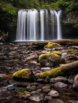 Butte Creek Falls by Brian Bonham