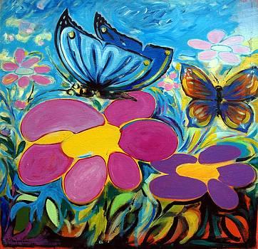Butterflies by Mario Zampedroni