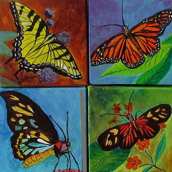 Susan Duxter - Butterflies