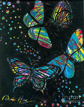 Butterfly Beauties by Denise Hoag