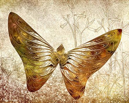 Butterfly Camouflage by Nan Engen