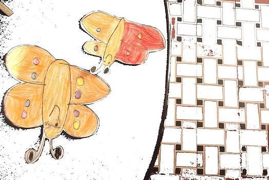Butterfly by Demetrius Cotta