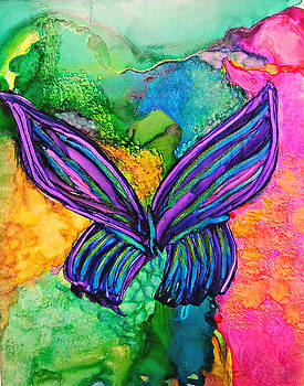 Butterfly Effect by Kelly Dallas