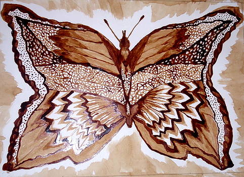 Butterfly by Ghee Flores