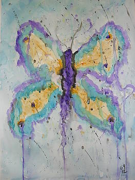 Butterfly by Ginny Youngblood