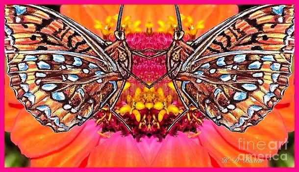 Butterfly Jig by Kimberlee Baxter