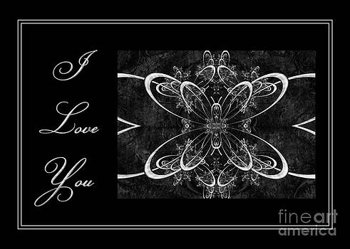 JH Designs - Butterfly Lace Love