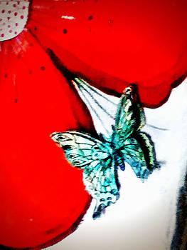 Butterfly by Mela Lucia