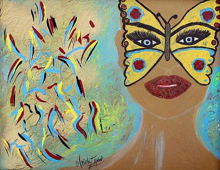 Butterfly Moment by Artista Elisabet