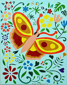 Artists With Autism Inc - Butterfly Moth