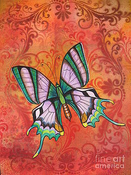 Butterfly by Nicole O'Connor