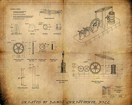 James Christopher Hill - Butterfly Pump