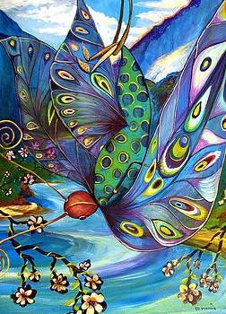 Patricia Lazaro - Butterfly Trapeze