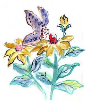Ellen Miffitt - Butterfly Treat