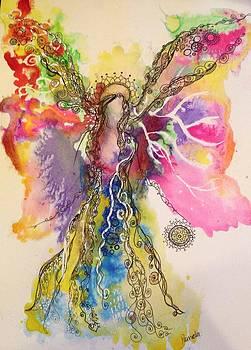 Butterfly Wings  by Pamela Weeden