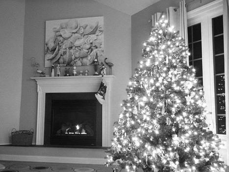 BW Christmas by Danny Smith