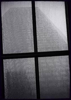 TONY GRIDER - BW Monolith Film Noir Skylight I