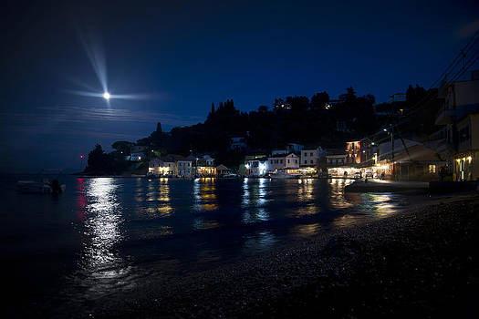 By the light of a Silvery Moon by Andrew James