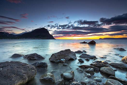 By the sea... by Arnar B Gudjonsson