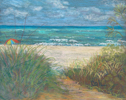 By the Shore by Calliope Thomas
