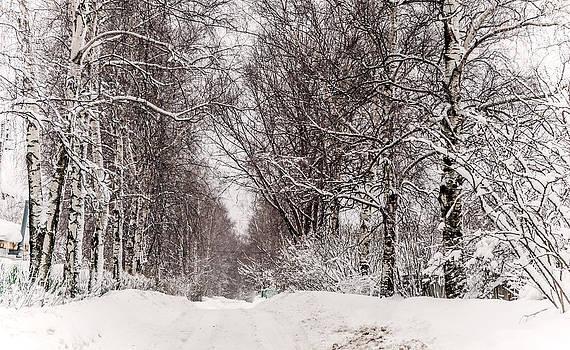 Jenny Rainbow - By the Snowy Path. Russia