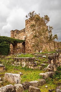 Joshua McDonough - Byblos Castle Ruins