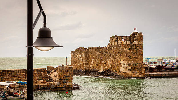 Joshua McDonough - Byblos Fishing Port Lebanon