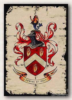 Val Byrne - Byrne Coat of Arms