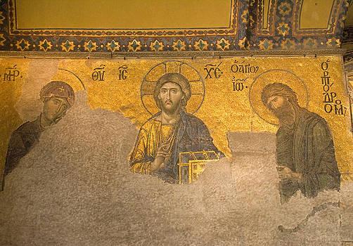 Dennis Cox - Byzantine mosaic