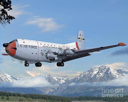 C-124  by Michael Lovell