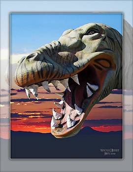 Walter Herrit - Cabazon Dinosaur