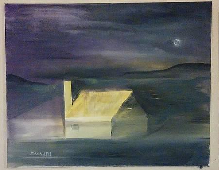 Cabin by Gregory Dallum