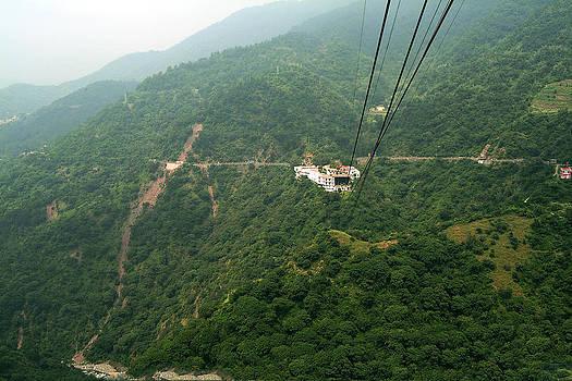 Devinder Sangha - Cable tram Station