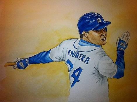 Cabrera  by Stephanie Reid