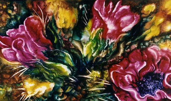 Cacti by Glenda Stevens